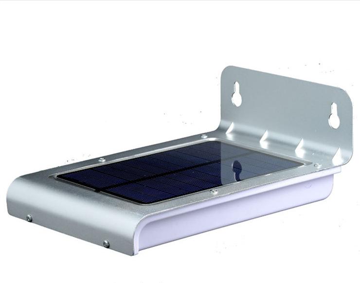 16 Led Solar Power Energy Pir Infrared Motion Sensor Garden ...