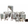 1500L Stainless Steel Tank Brewery Equipment Beer Fermenting Alcohol Processing Plant Turnkey Beer Equipment