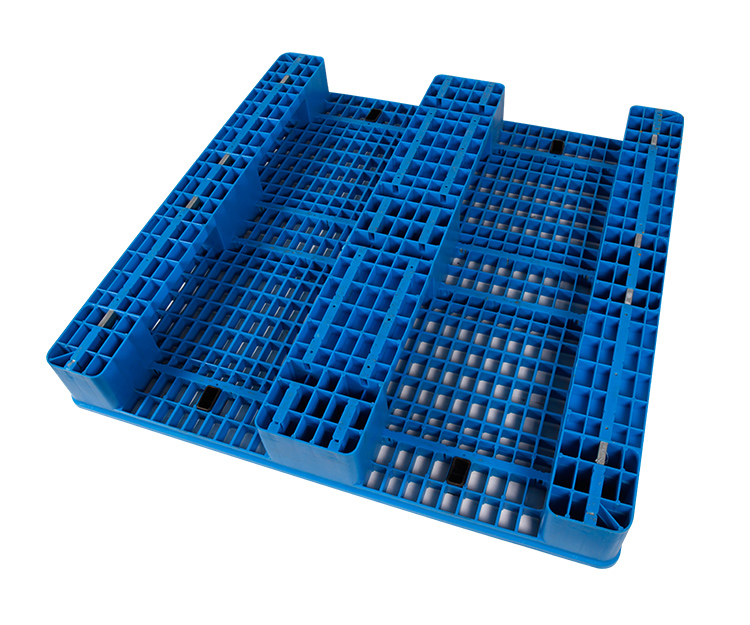 Chinese supplier warehouse euro plastic pallet for sale
