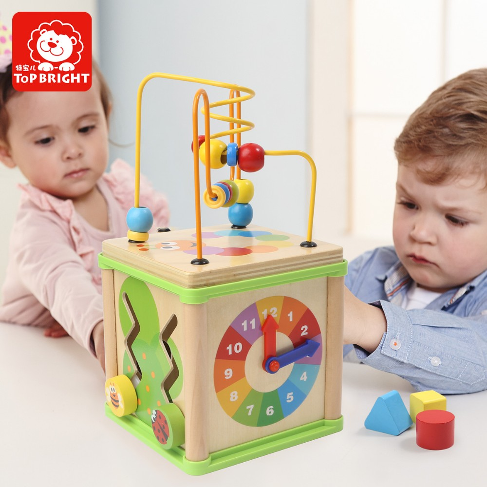 wood abacus toys for kids educational
