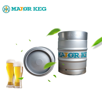 China manufacturer euro standard keg 50L metal stainless steel wine barrel