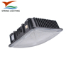 Parking Garage Retrofits LED Commercial Lighting 50W 80W No Glare LED Canopy Light UL cUL Listed