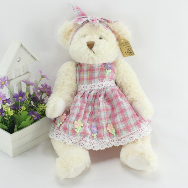 factory custom graduation bear doll
