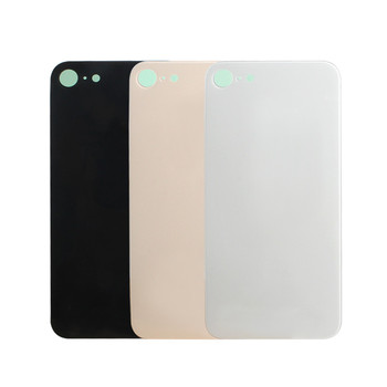 New Housing Back Door Rear Battery Cover Metal Case Replacement for iPhone 8
