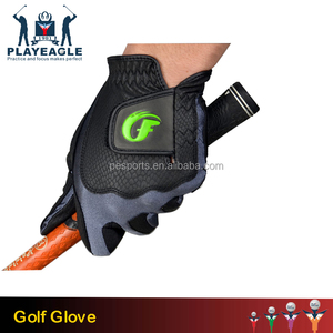 Playeagle PU Fiber Golf Gloves Breathable Sports Glove