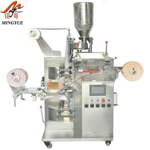 Tea bag packing machinery ,small size tea bag manufacturing machines