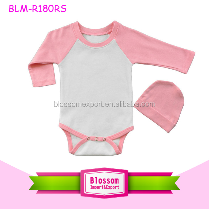 aa2cc48238a 0-2 Years Baby Girls plain short sleeve Romper Fancy stretch knit cotton  baby rompers