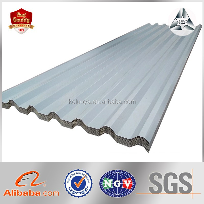 Z60 Q345 Roofing Metal Steel Plate Weight Size