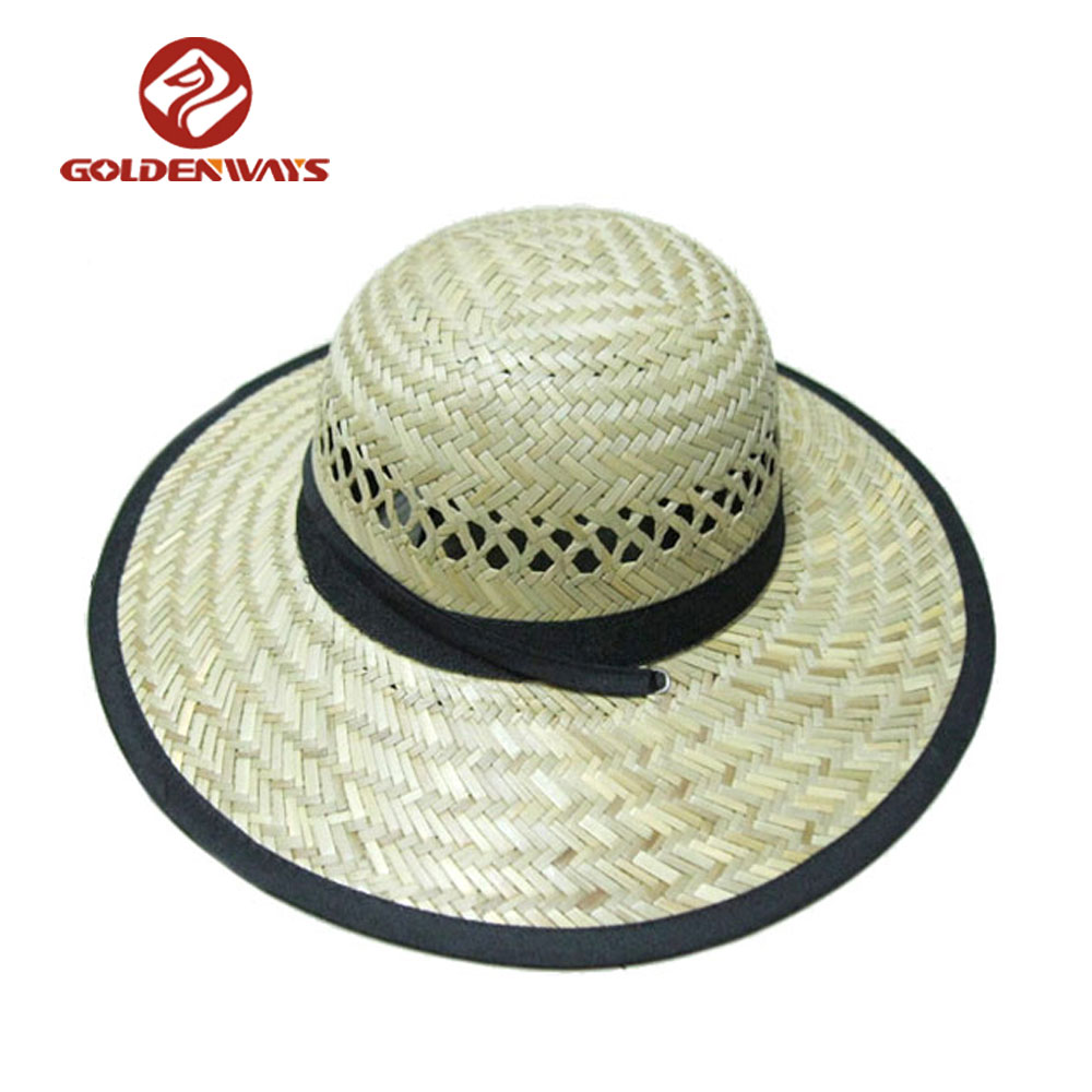 57808c8a870e0 China Straw Hat Production