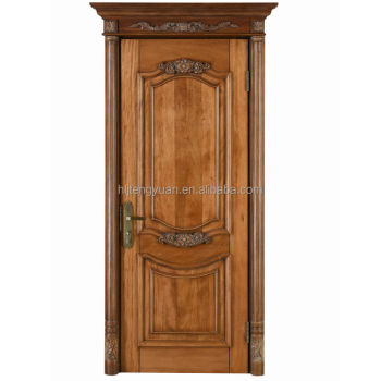 Sfdk 23 solid walnut wood used exterior doors for sale for Solid wood exterior doors for sale