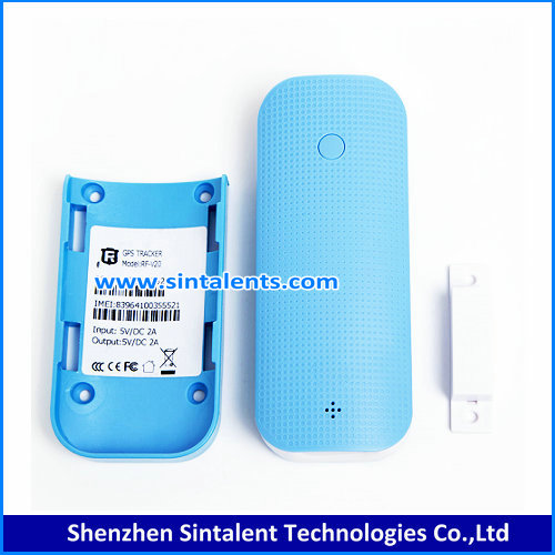 Small Capacity 2600 mah Smart Mobile Power Bank manual,gps tracker power bank