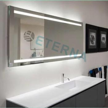 Eterna Led Lighting Makeup Mirror Hotel Bathroom Mirror Led