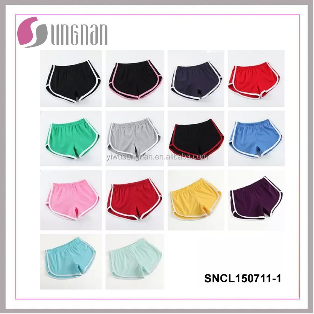 Hot selling women sport yoga shorts breathable yoga shorts fitness yoga shorts