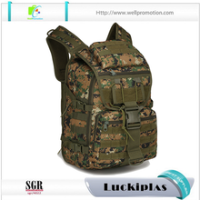Wholesale waterproof oxford army tactical backpack military