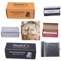 Silver aluminum foil for hair salon decorative hair salon aluminium foil