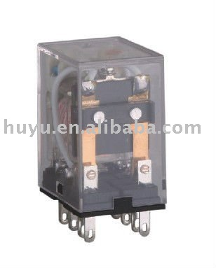 HH52P miniature electromagnetic relay
