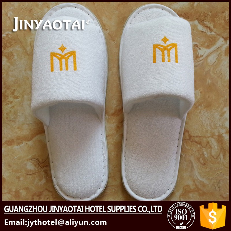 New design room hotel bathroom slippers/cheap hotel guest eva for motel