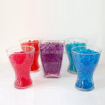 Colorful Crystal Soils Flower Vase Fillers Buy Crystal Soils