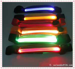 Sport Belt Fashion Reflective Running light Waist Bag LED Belt