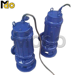 3hp specifications centrifugal Submersible water Sewage Pump Electric Dredge Pump