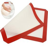 42*29.5cm Reusable Kitchen Tool Fiberglass Silicone Baking Mat
