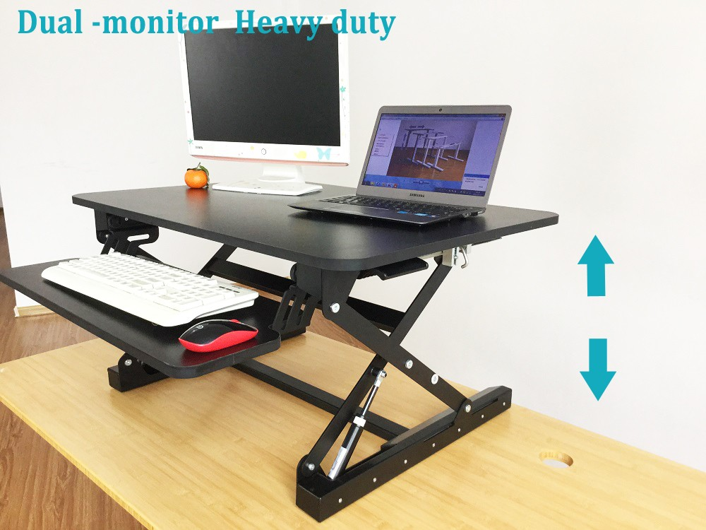 Electric Height Adjustable Table Stand Up Desk Buy Stand