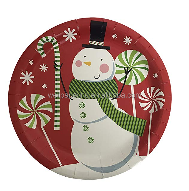 Christmas Paper Plates.Christmas Paper Plates Napkins And Cups Red With Snowman Buy Paper Napkins For Christmas Funny Christmas Napkins Christmas Paper Dinner Napkins