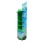 Best price Paperboard Corrugated Free standing cardboard display shelf for Food and Beverage Display