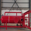 cement vibrating screen oil machine mud and gas separator