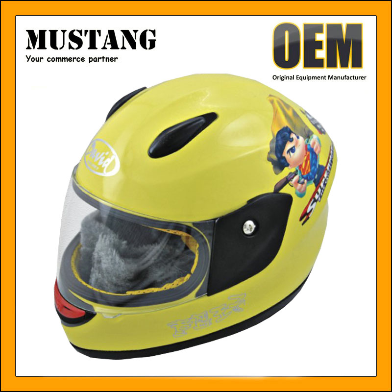 China Gold Supplier Youth Motorcycle Full Face Helmet On Sale