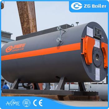 Low Pressure Oil Steam Boiler Smoke Tube Diesel Fuel Steam Boiler In ...