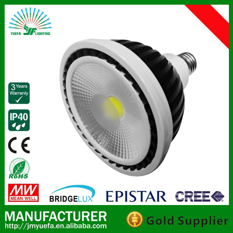 ce rohs led light bulb high quality indoor led spotlight 20w led spot light bulb par30 e27 led spot lamp