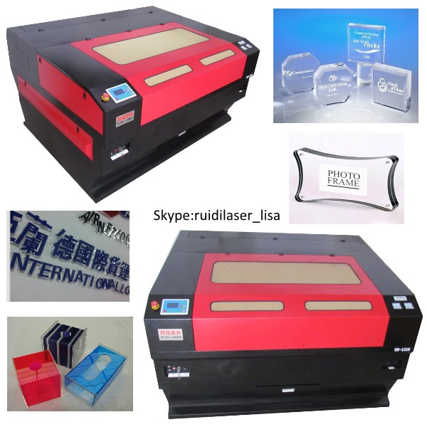 Acrylic /Wood/MDF/Leather Co2 Laser Cutting Machine Small Price
