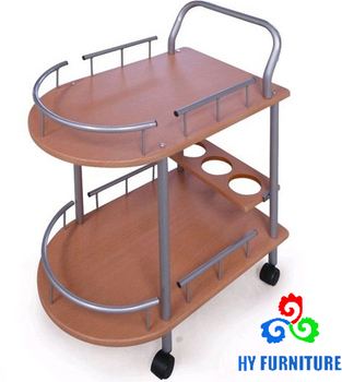 Movable Wood Kitchen Trolley Cart 2-tire Storage For Sale - Buy Kitchen  Trolley Cart,Wooden Trolley Carts,Mobile Kitchen Storage Product on ...