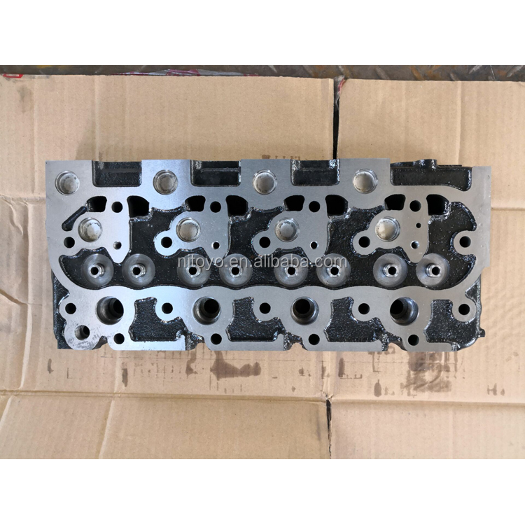 Nitoyo V1702 V1902 Engine Cylinder Head 15422-03044 15476-03040 Used For  Kubota - Buy 15422-03044 Used For Kubota,V1902 Cylinder Head,V1702 Cylinder