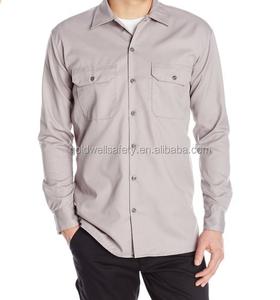 OEM service free shipping men' clothing work shirts for men