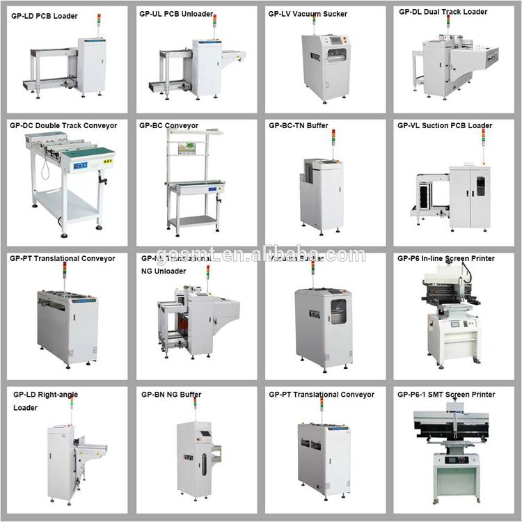 Semi Automatische Reliëf Carrier Tape SMD Carrier Tape en Reel Verpakking Machines