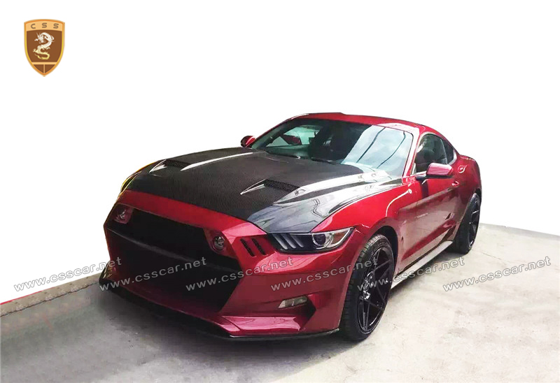 Fod 2017 2016 New Model For Mustang Gas Car Part Body Kit