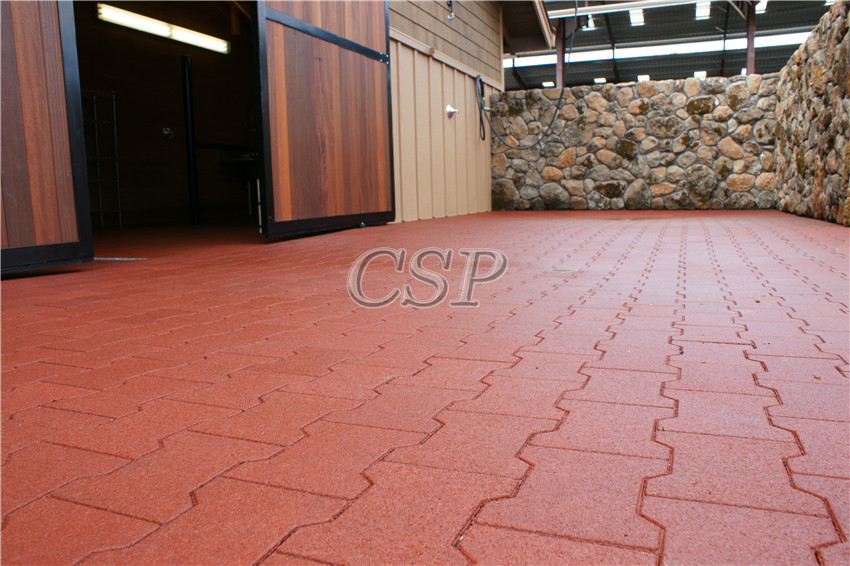 Red Color Outdoor Floor Tiles Prices,rubber Tiles Outdoor Patio