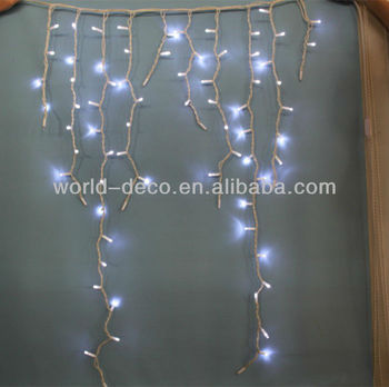 Great LED Festival Wall Decoration Outdoor Decorative Lights Idea