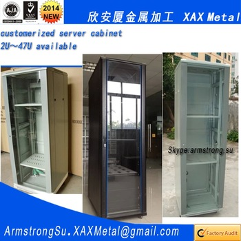 Xax25sc Xax Metal Manufacturer 24u 25u 26u 27u 28u 29u 30u 31u 32u 33u 34u  Rack Mount Rackmount Server Cabinet - Buy Rack Mount Server Cabinet,Oem Odm