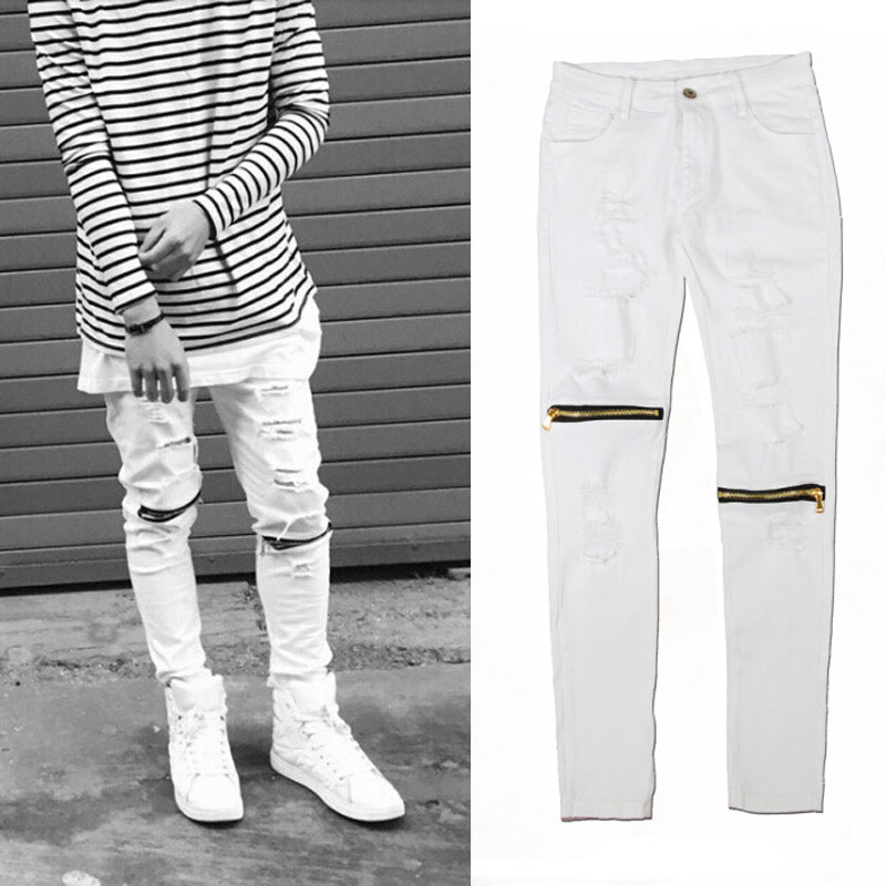 r0nd.tk offers white ripped skinny jeans for men products. About 93% of these are men's jeans. A wide variety of white ripped skinny jeans for men options are .