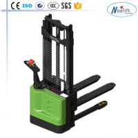hydraulic elevateur for car 1T/1.5T Economy fully electric reach stacker