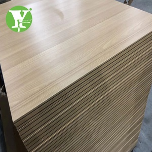 Best Price 18mm Polyboard MDF For Furniture Decoration