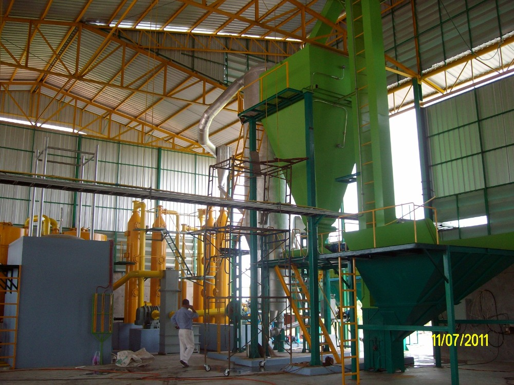 The Biomass plant – how it works