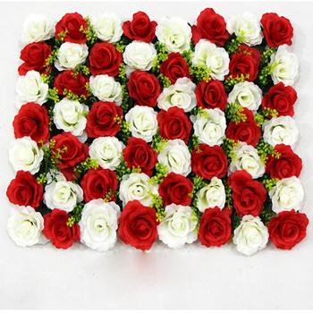 Wedding Stage Flower Decoration Artificial Flower Wall Wedding
