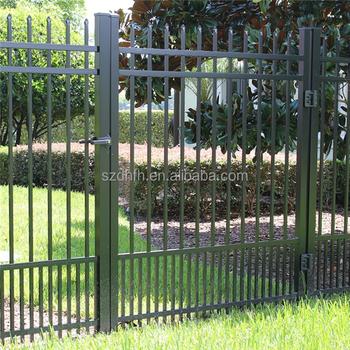 Cast Iron Fence Ornaments, Wrought Iron Garden Fence/prefab Iron Fence  Panels