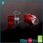 Professional supplier of Disposable Plastic Party shot glasses in China
