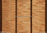 Bamboo Window Curtain