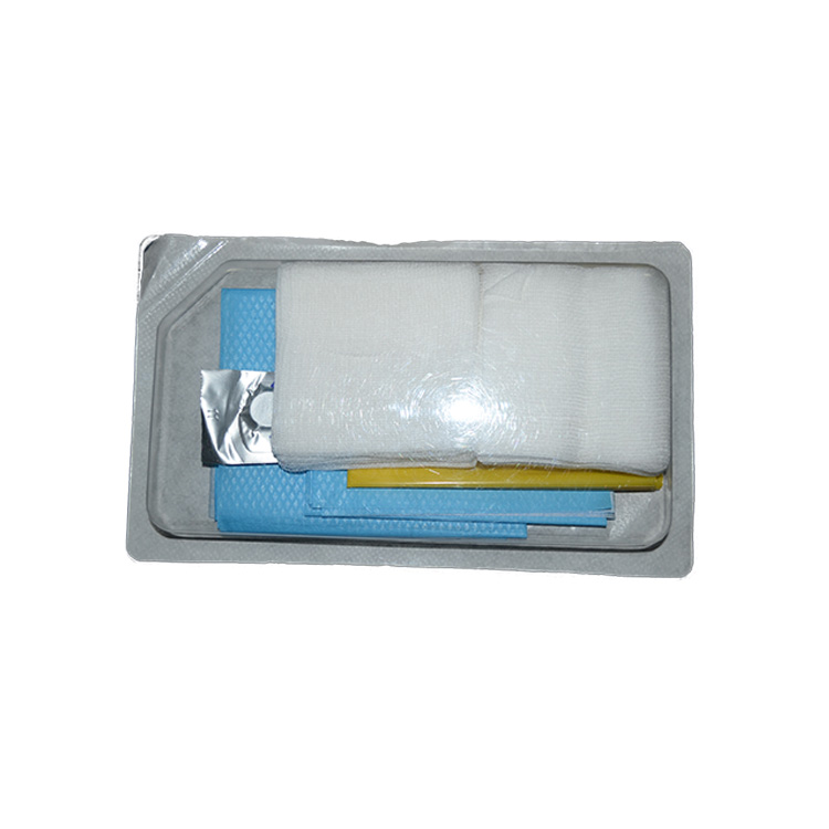 2020 New Type Surgical Sterile Basic Disposable Dressing Set